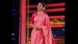 Samantha Reveals She Had Never Watched BB Telugu 4 Before
