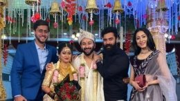Chandu Gowda Ties The Knot In An Intimate Ceremony