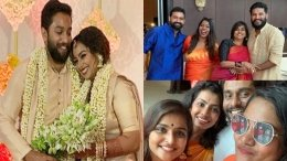 Mrudula Murali Gets Married To Beau Nitin Vijay