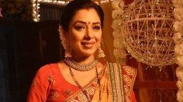 Rupali Ganguly On Anupamaa Topping TRP Charts