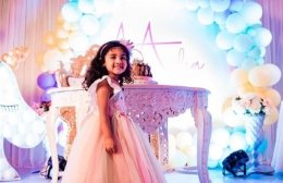 Allu Arha's Birthday Becomes Talk Of The Town