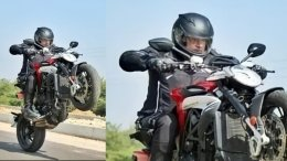 Ajith's New Stills From Valimai Sets Go Viral!