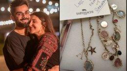Anushka Sharma Gets A Congratulatory Gift From Sabyasachi