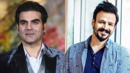 Arbaaz Khan To Star In A Horror Thriller With Vivek Oberoi