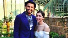 Deepika Padukone On Lockdown With Ranveer Singh