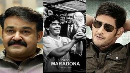 RIP Diego Maradona: South Celebs Mourn Legend's Death