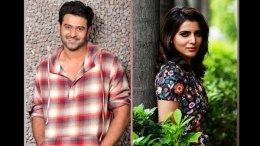 Sam Jam: Did Prabhas Reject Samantha Akkineni's Offer?