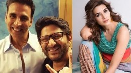 Arshad Warsi Joins The Cast Of Akshay's Bachchan Pandey
