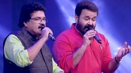 Mohanlal And MG Sreekumar Reunite For Aaraattu!