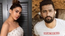 Sara Ali Khan To Star In Vicky's The Immortal Ashwatthama?