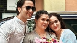Shaheer Sheikh & Ruchikaa Kapoor Are Married