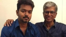 Vijay's Father Cancels Registration Of His Political Party