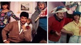 Anupam Kher, Anil Kapoor Celebrate 29 Years Of Lamhe