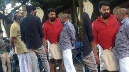 Aaraattu: Mohanlal's Look From The film Leaked!