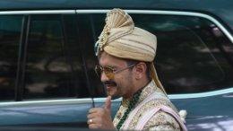 Aditya-Shweta's Wedding: Bride & Groom Arrive At Venue
