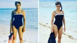 Gul Panag On Posing In Her 20-Year-Old Swimsuit