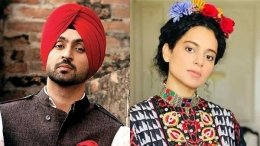 Diljit Calls Out Kangana For Tweet Against Elderly Woman