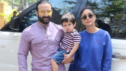 Saif & Kareena Request Paps To Not Photograph Their Baby?