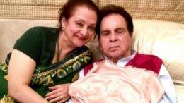 Saira Banu Decides To Deactivate Dilip Kumar's Twitter