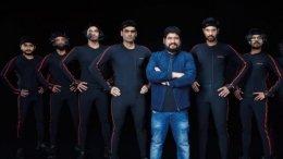 Prabhas Unveils The Motion Capture Of Adipurush