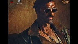 Arjun Rampal's First Look From Dhaakad Revealed