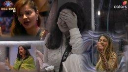 Bigg Boss 14: Housemates Slam Sonali For Throwing Food