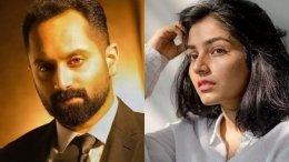 Fahadh's Malayankunju: Rajisha Joins The Star Cast