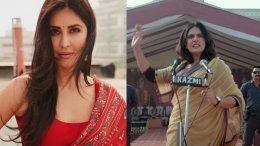 Was Katrina Keen To Do Richa's Role In Madam Chief Minister?