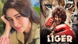 Ananya Panday To Start Next Schedule Of Liger Soon