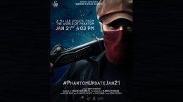 Kichcha Sudeep's Phantom Is Now Titled Vikranth Rona?