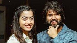 Rashmika Mandanna roots for Vijay Deverakonda's Liger