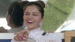 Rubina Dilaik Hailed As 'Viewer's Choice' By The Fans