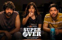 Naveen Chandra's Super Over Twitter Review