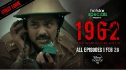 Disney+ Hotstar Releases First Look Of War-Epic Titled 1962
