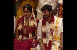 Desingh Periyasamy Enters Wedlock With Niranjani Ahathian