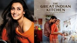 Rani Mukerji Heaps Praise On The Great Indian Kitchen