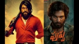 Yash's KGF Chapter 2 To Clash With Allu Arjun's Pushpa?