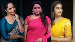 Here's How Much Telugu Hosts Are Charging For Their Shows!