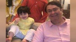 Indian Idol 12: Taimur Sends Special Gift To Grandpa Randhir