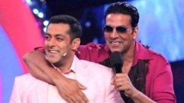 Salman & Akshay Wish Luck To Indian Team  At Tokyo Olympics