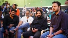Ghani: Allu Arjun Is All Praise For Varun Tej And Allu Bobby