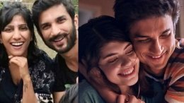 SSR's Sister Gets Emotional As Dil Bechara Turns One