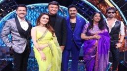 Kumar Sanu And Kavita Krishnamurthy Grace Indian Idol 12