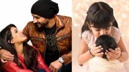 Geeta Basra & Harbhajan Singh Reveal Their Son's Name