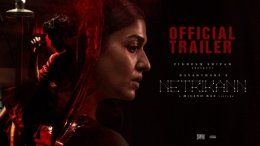 Nayanthara's Netrikann Trailer Out!