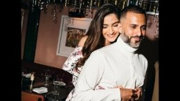 Sonam Pens A Sweet Birthday Wish For Hubby Anand