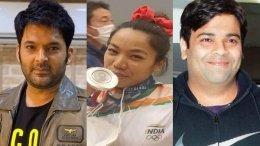 Tokyo Olympics 2020: TV Celebs Congratulate Mirabai Chanu