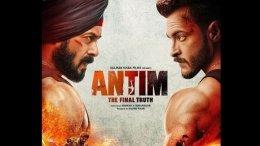 Salman Khan Starrer Antim To Release On Diwali?