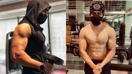 Emraan Hashmi Gives A Glimpse Of Intense Physical Training