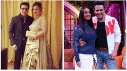 Govinda's Wife Lashes Out At Krushna's Wife Kashmera